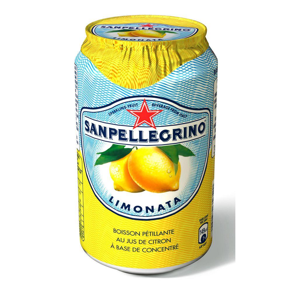 San Pellegrino Limonata (33 cl)
