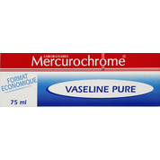 Vaseline pure, Mercurochrome (75 ml)