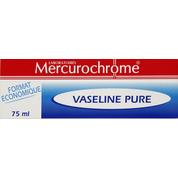 Vaseline pure, Mercurochrome (75 ml)