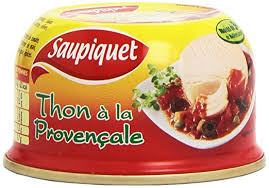 Thon à la Provençale en lot, Saupiquet (2 x 135 g)