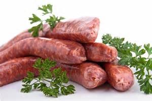 Saucisse fraiche artisanale de l'Aveyron au Chorizo à griller  (500 g)