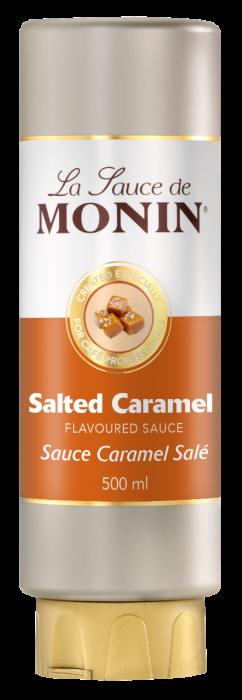 Sauce Caramel Salé, Monin (50 cl)