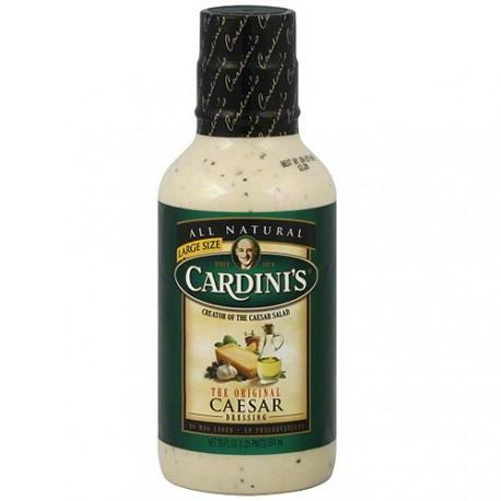 Sauce Caesar, Cardini's (250 ml)