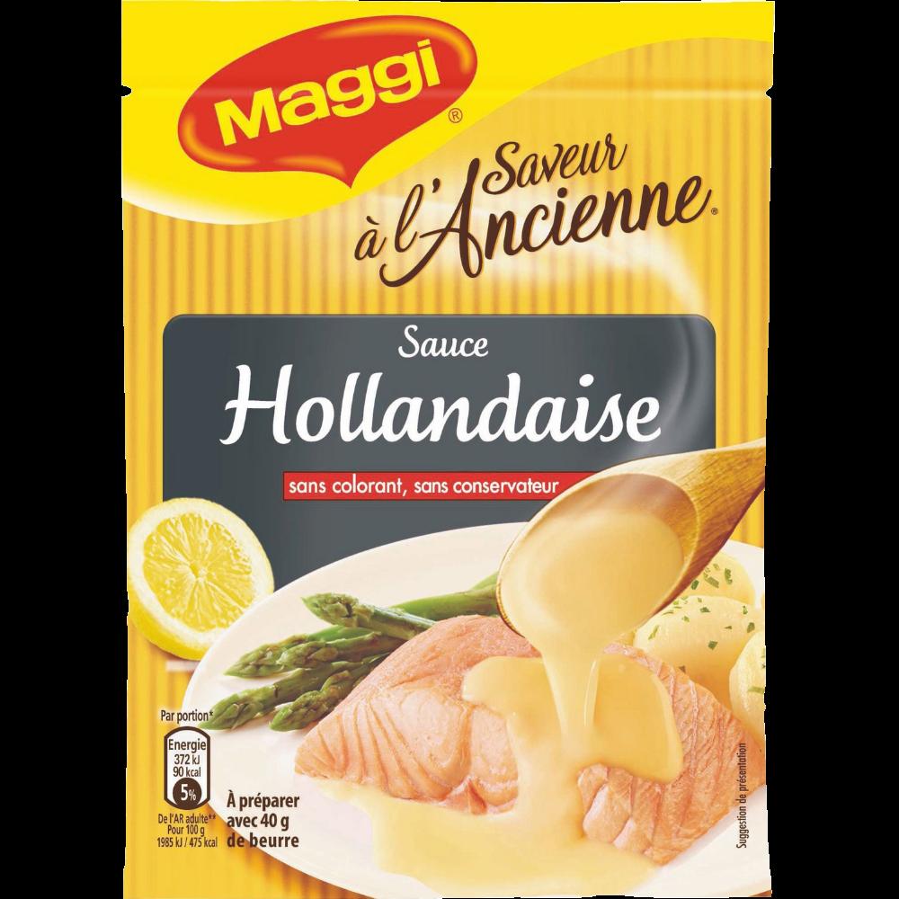 Sauce déshydratée Hollandaise, Maggi (32 g)