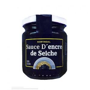 Sauce encre de seiche, Nortindal (180 g)