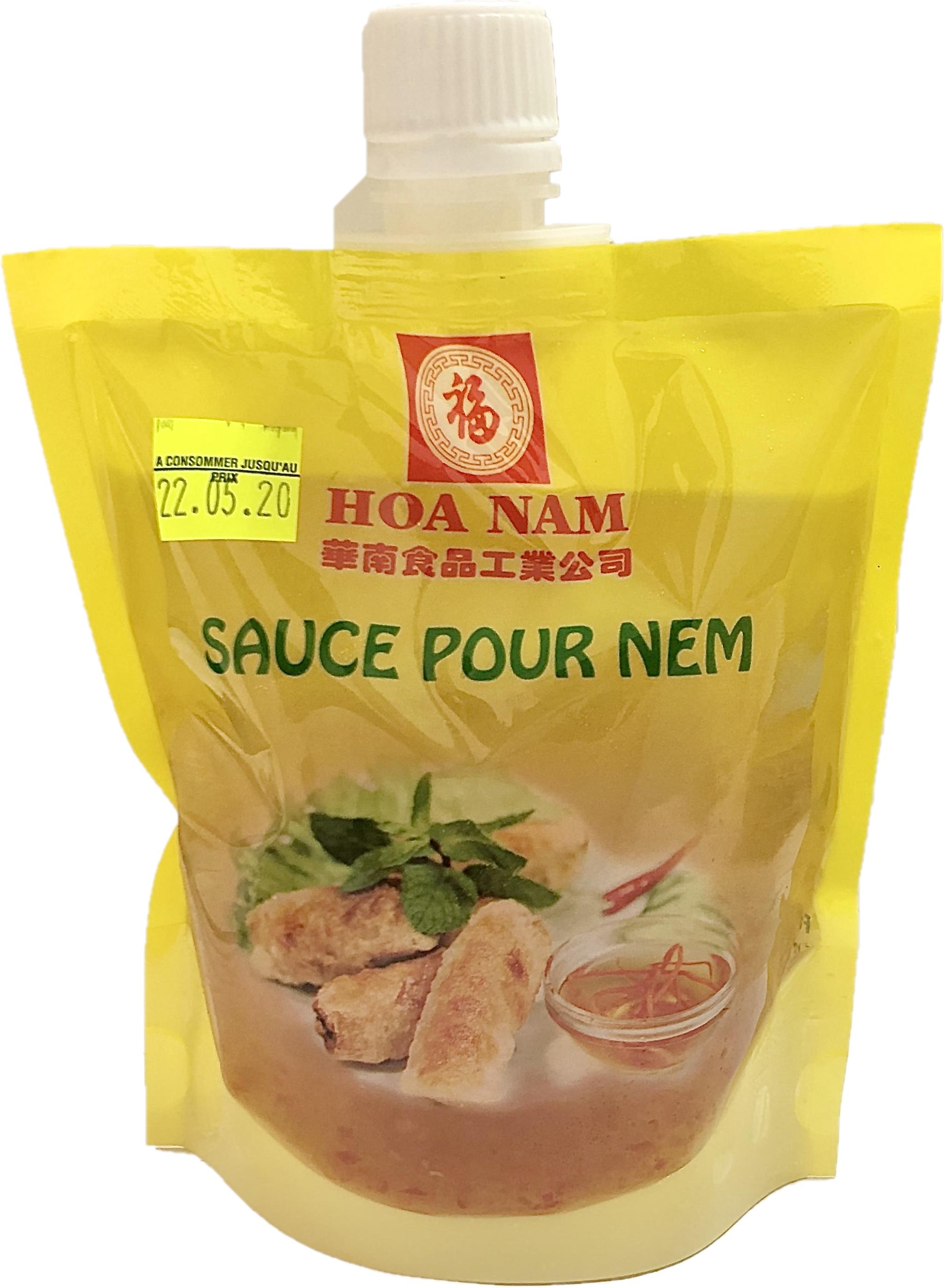 Sauce pour nem, Hoanam (250 ml)