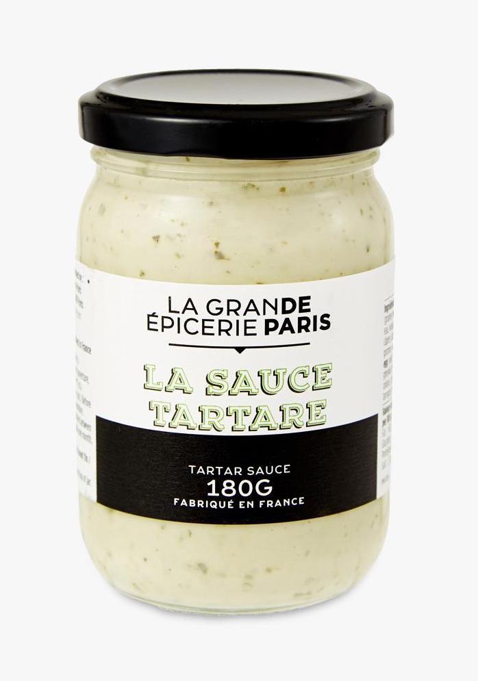 Sauce tartare, La Grande Epicerie de Paris (180 g)