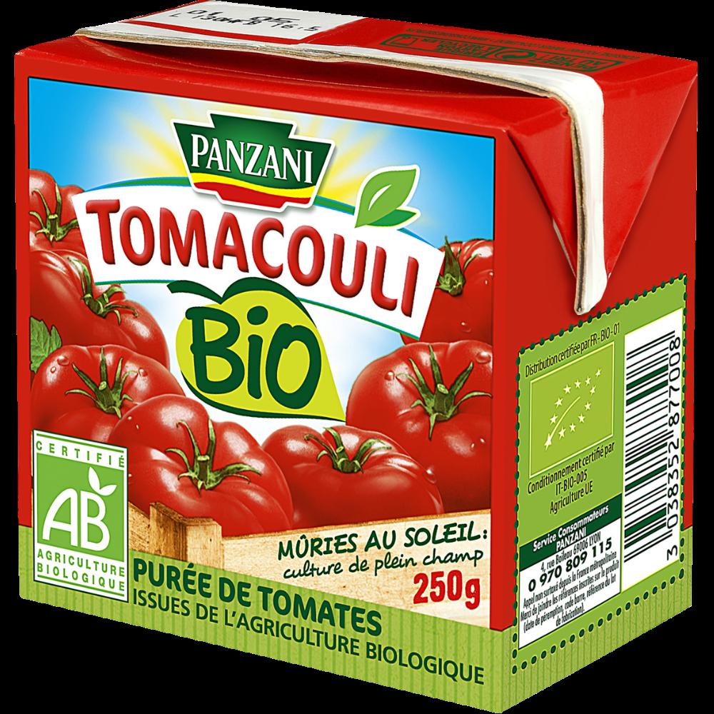 Tomacouli BIO, Panzani (250 g)
