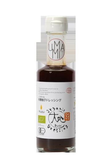 Sauce vinaigrée au yuzu BIO (17.5 cl)