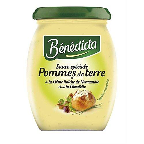 Sauce spéciale pomme de terre, Bénédicta (260 g)