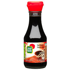 Sauce soja, Suzi Wan (125 ml)