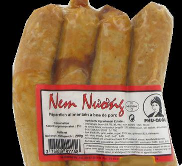 Saucisses au porc et à l'ail grillées, Phu-Quoc (200 g)
