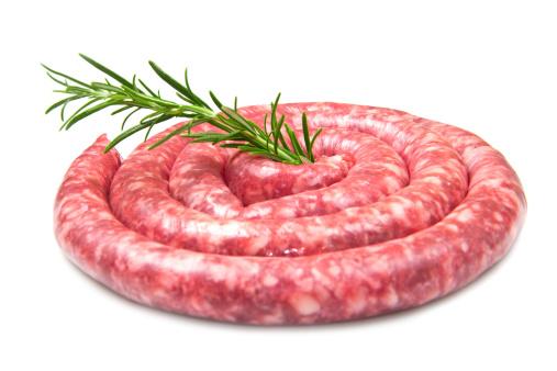 Saucisse chipolata artisanale de l'Aveyron (500 g)
