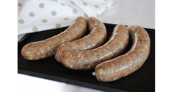 Saucisses de Campagne, Hardouin (x 2, env 240 g)