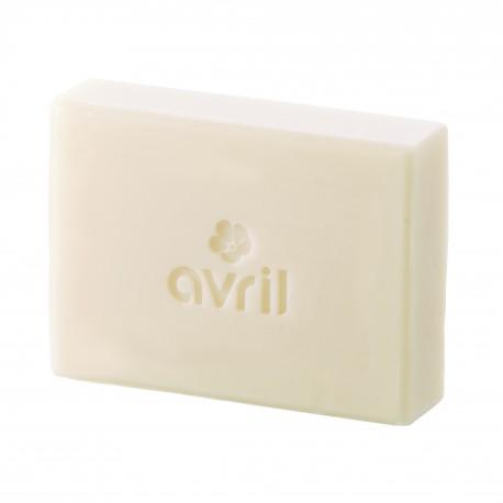 Savon de Provence à l'amande certifié BIO, Avril (100 g)