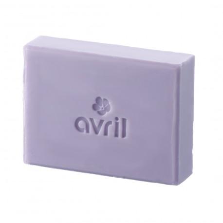 Savon de Provence à la lavande certifié BIO, Avril (100 g)