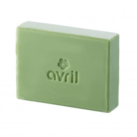 Savon de Provence à la menthe certifié BIO, Avril (100 g)