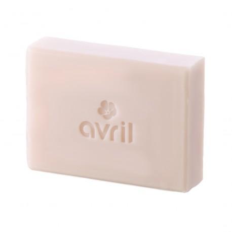 Savon de Provence rose certifié BIO, Avril (100 g)