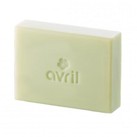 Savon de Provence à la verveine certifié BIO, Avril (100 g)
