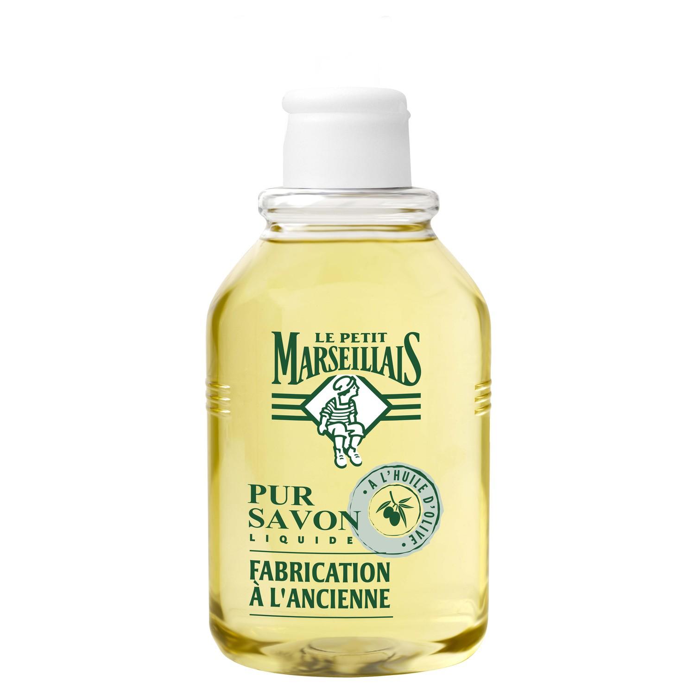 Savon liquide Pur savon à l'huile d'olive, Le Petit Marseillais (300 ml)