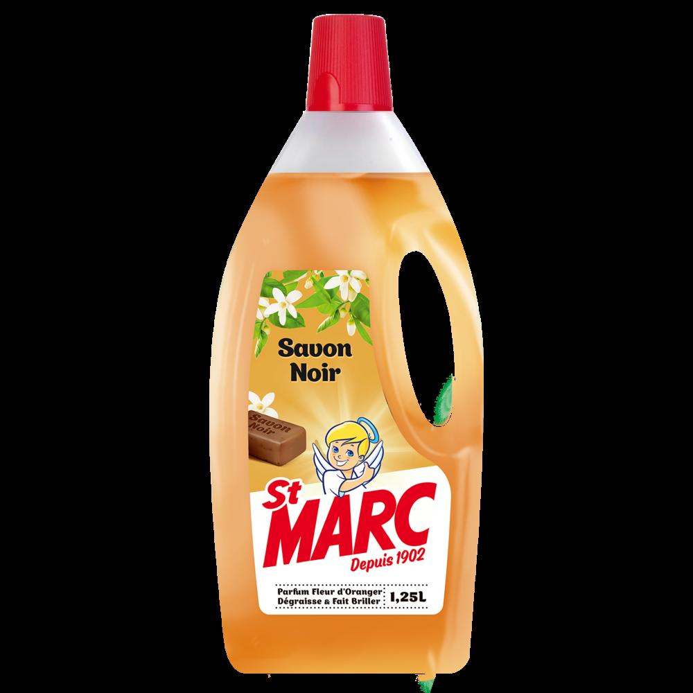 Savon noir liquide, St Marc (1,25 L)