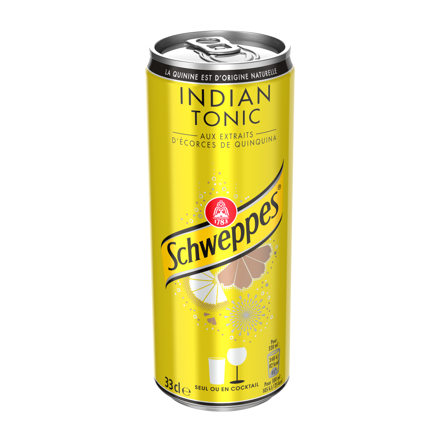 Schweppes Indian Tonic (33 cl)