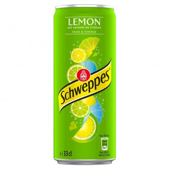 Schweppes Lemon (33 cl)