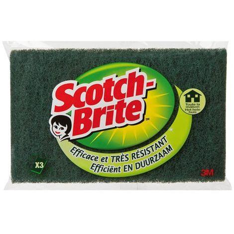 Gratton Vert, Scotch Brite (x 3)