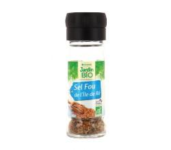 Sel fou de l'île de ré BIO, Jardin Bio (50 g)