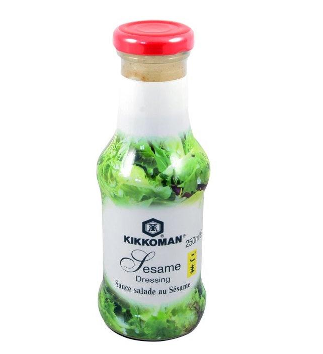 Sauce salade au sésame, Kikkoman (250 ml)