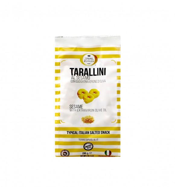 Tarallini sésame, Millerighe (230 g)