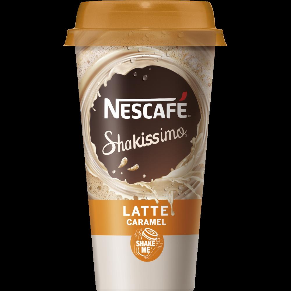 Shakissimo saveur caramel, Nescafé (190 ml)