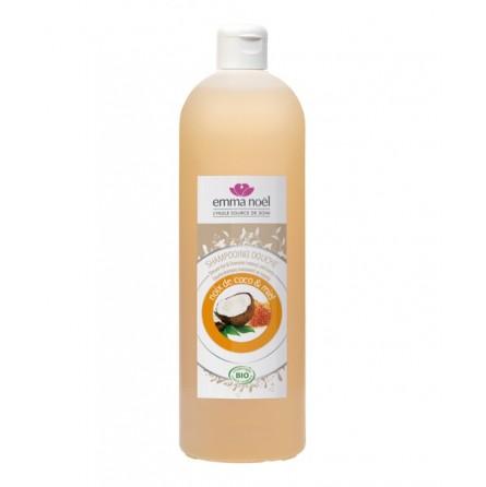 Shampooing-douche miel-coco, Emma Noel (1 L)
