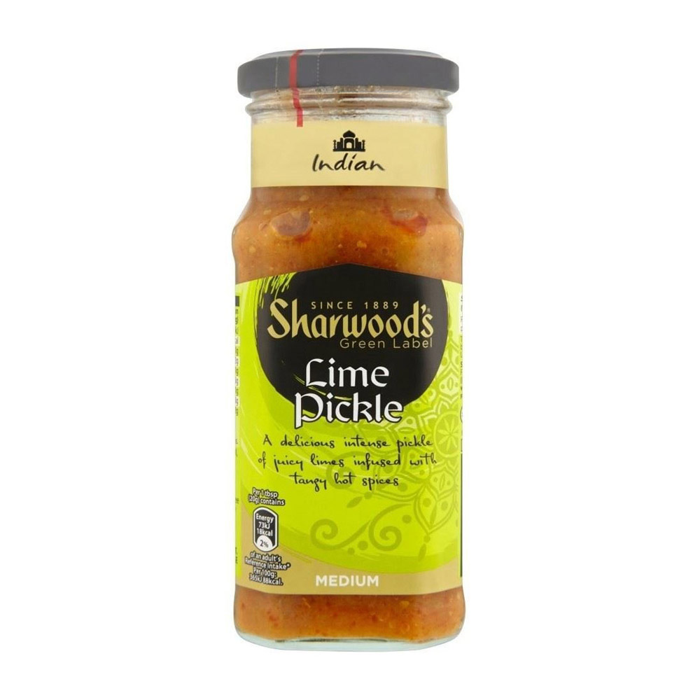Sauce lime pickle, Sharwood's (300 g)