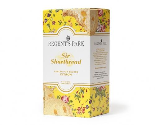 Sir Shortbread au citron, Regent's Park (120 g)