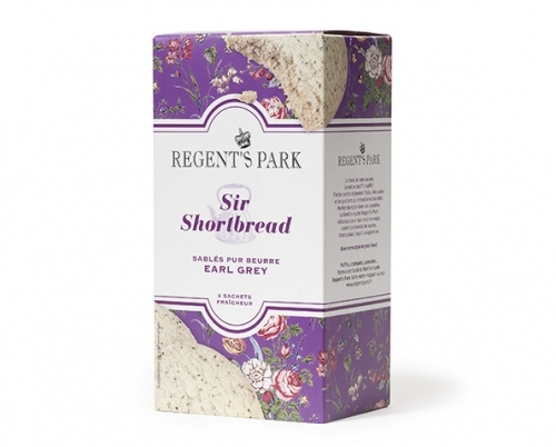 Sir Shortbread Earl Grey, Regent's Park (120 g)