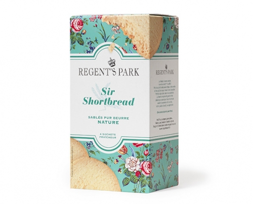Sir Shortbread nature, Regent's Park (120 g)