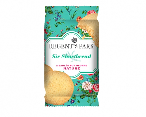 Sir Shortbread nature, Regent's Park (30 g)
