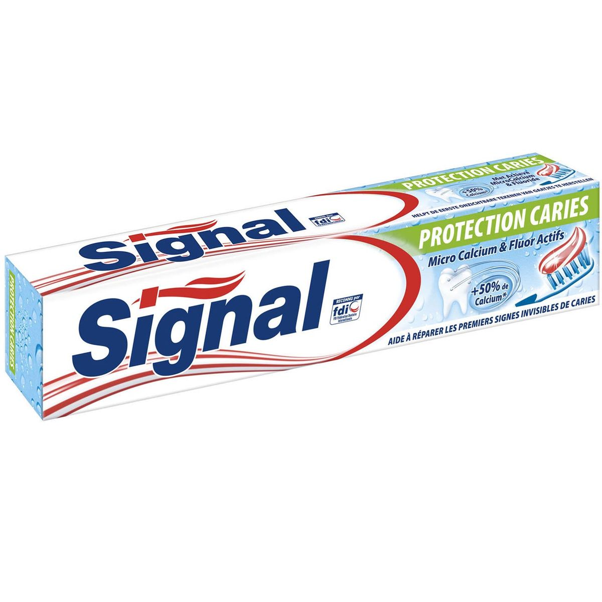 Dentifrice protection caries, Signal (75 ml)