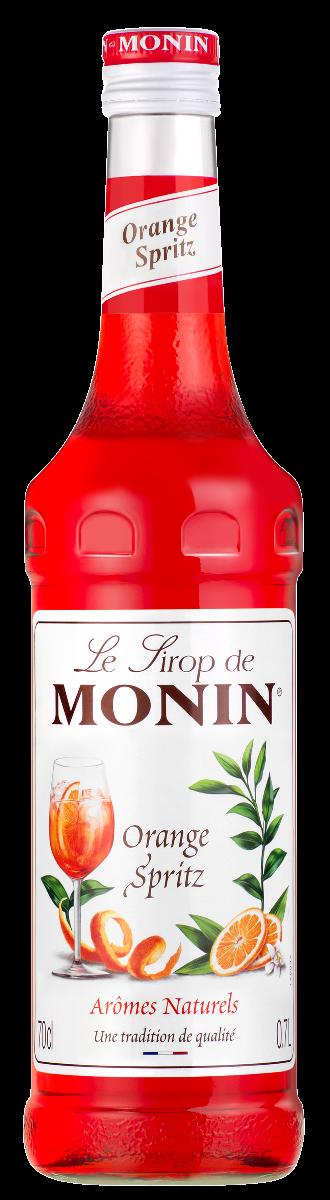 Sirop d'Orange Spritz, Monin (70 cl)