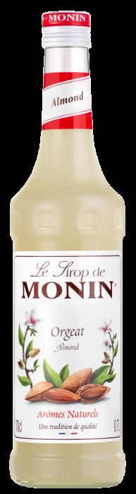Sirop d'Orgeat, Monin (70 cl)
