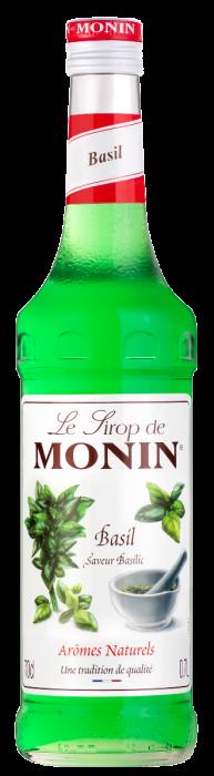 Sirop de Basilic, Monin (70 cl)