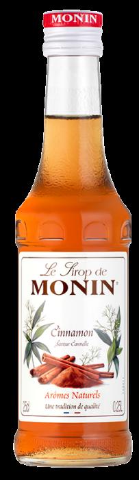Sirop saveur Cannelle, Monin (25 cl)