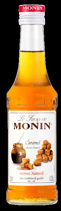 Sirop de Caramel, Monin (25 cl)