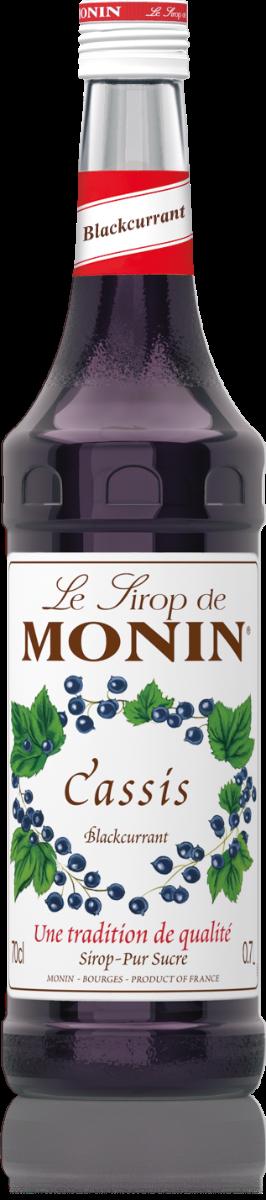 Sirop de Cassis, Monin (70 cl)