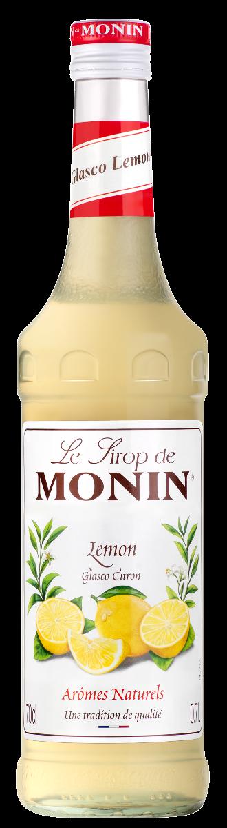 Sirop de Citron Glasco, Monin (70 cl)