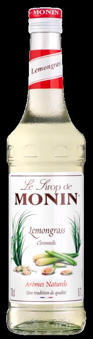 Sirop de Citronnelle, Monin (70 cl)