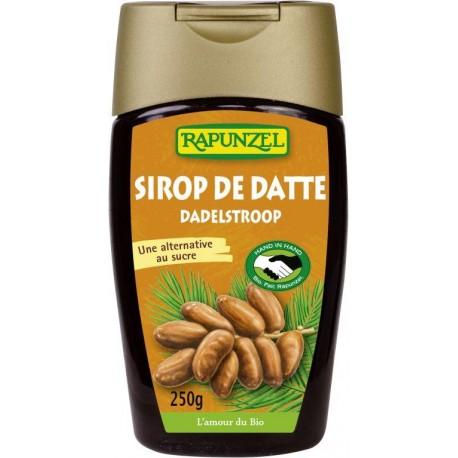 Sirop de datte BIO, Rapunzel (250 ml)