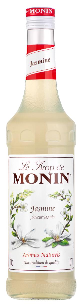 Sirop saveur Jasmin, Monin (70 cl)