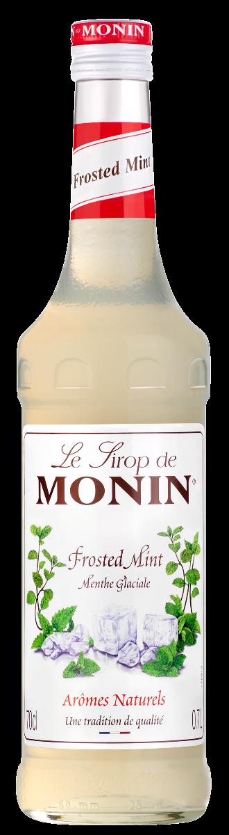 Sirop de Menthe Glaciale, Monin (70 cl)